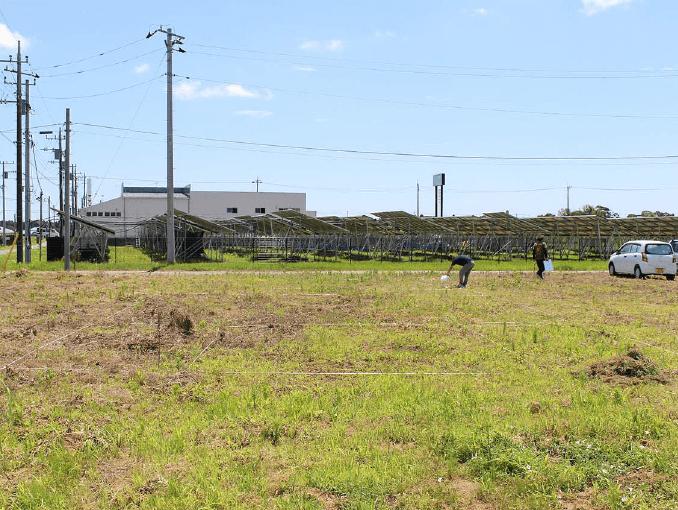 千葉県茂原市新築戸建て施工状況|2017年7月14日|01