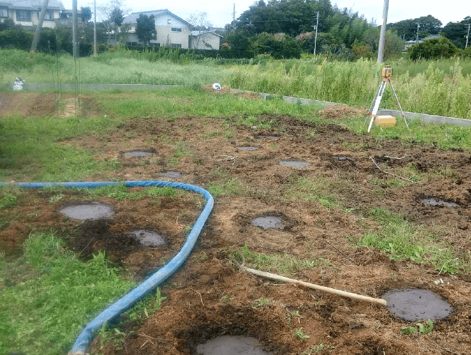 千葉県茂原市新築戸建て施工状況|2017年9月22日|02