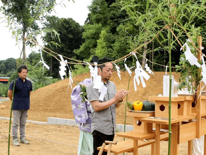 千葉県若葉区新築戸建て施工状況|2017年7月25日|07