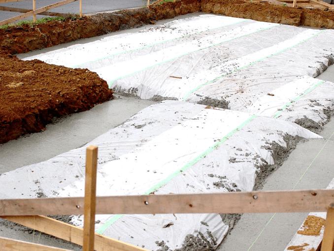 千葉県若葉区新築戸建て施工状況|2017年9月4日|01