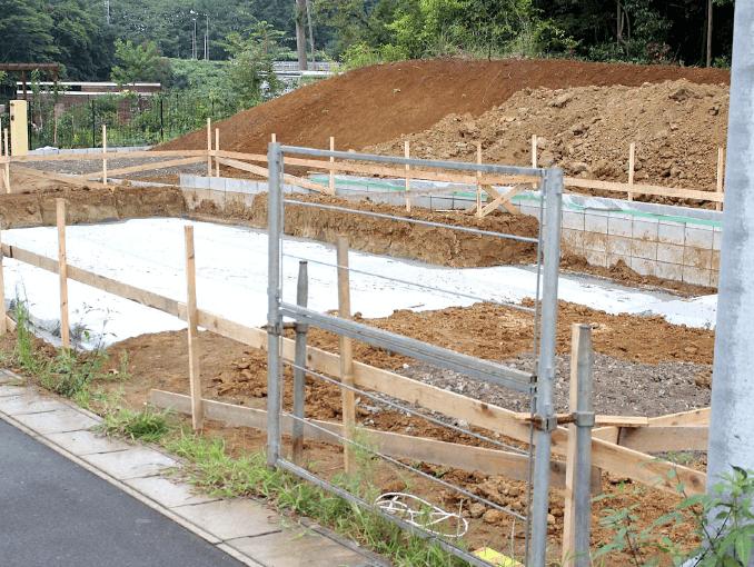 千葉県若葉区新築戸建て施工状況|2017年9月4日|03