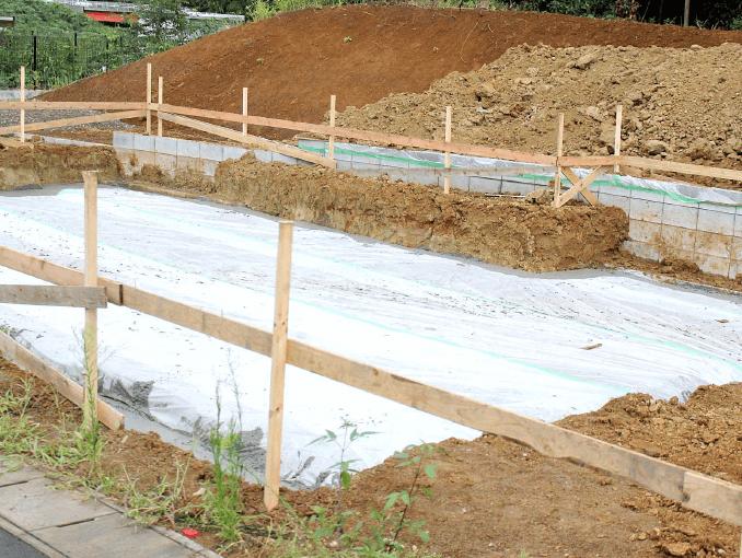 千葉県若葉区新築戸建て施工状況|2017年9月4日|05