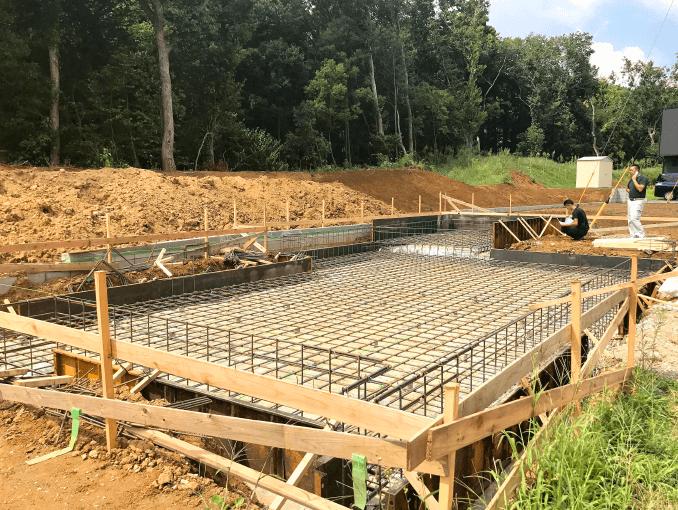 千葉県若葉区新築戸建て施工状況|2017年9月9日|02