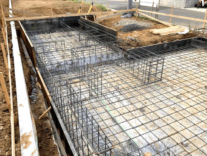 千葉県若葉区新築戸建て施工状況|2017年9月11日|02