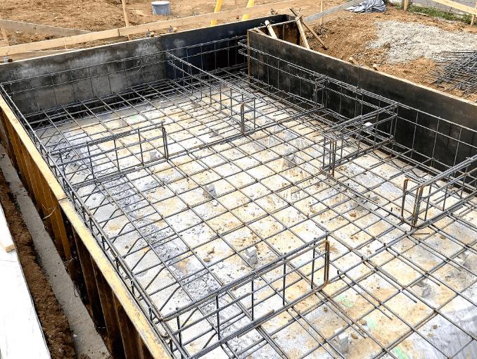 千葉県若葉区新築戸建て施工状況|2017年9月11日|03