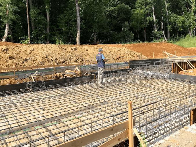 千葉県若葉区新築戸建て施工状況|2017年9月11日|05