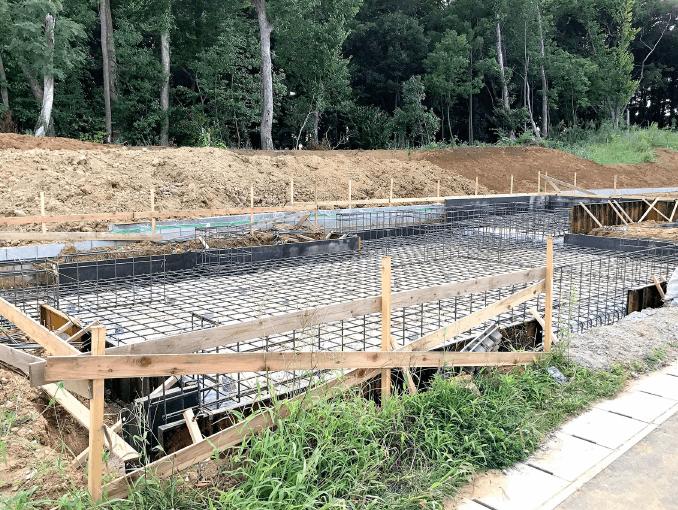 千葉県若葉区新築戸建て施工状況|2017年9月11日|07