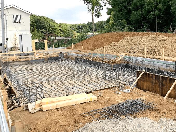 千葉県若葉区新築戸建て施工状況|2017年9月11日|08