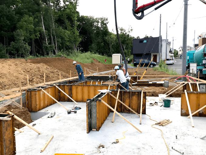 千葉県若葉区新築戸建て施工状況|2017年9月13日|07