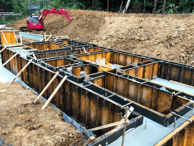 千葉県若葉区新築戸建て施工状況|2017年9月14日|06