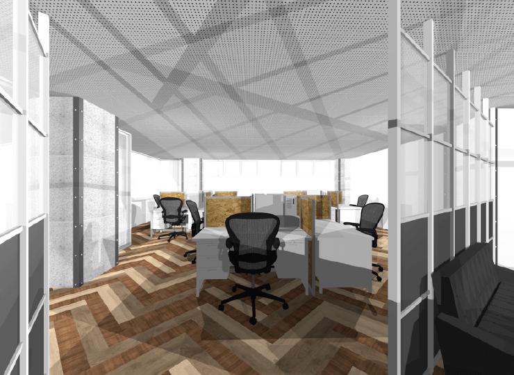 オフィスリノベーション提案プラン|千葉・船橋でリフォーム、リノベーションならC4 DESIGN LABEL