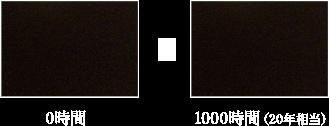 遮熱性フッ素樹脂塗装