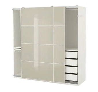 IKEAのPAX/パックスを使った収納術|船橋でリフォーム・リノベーションのことならC4デザインレーベル
