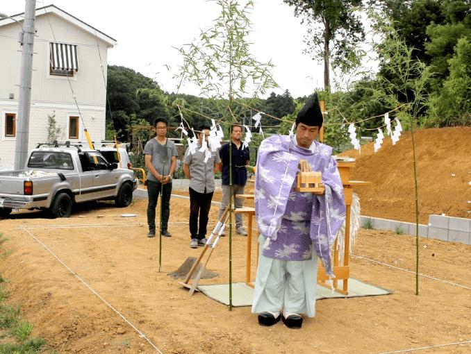 千葉県若葉区新築戸建て施工状況|2017年7月25日|03