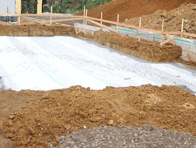 千葉県若葉区新築戸建て施工状況|2017年9月4日|02
