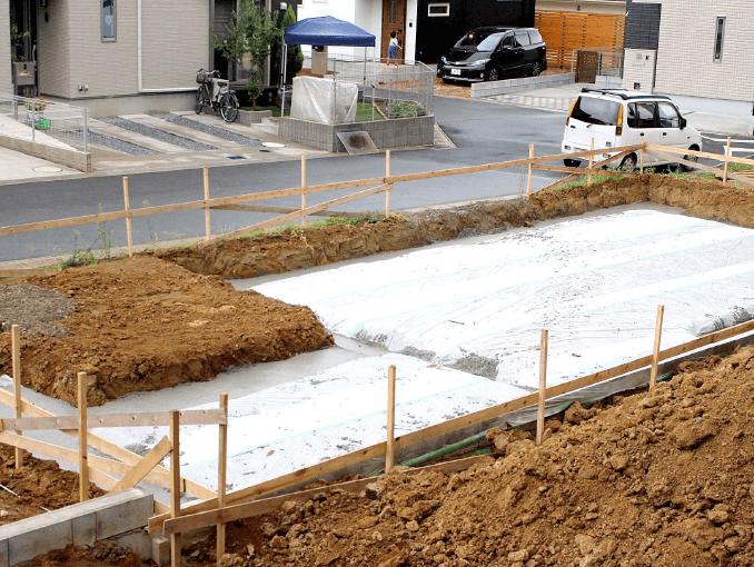 千葉県若葉区新築戸建て施工状況|2017年9月4日|08