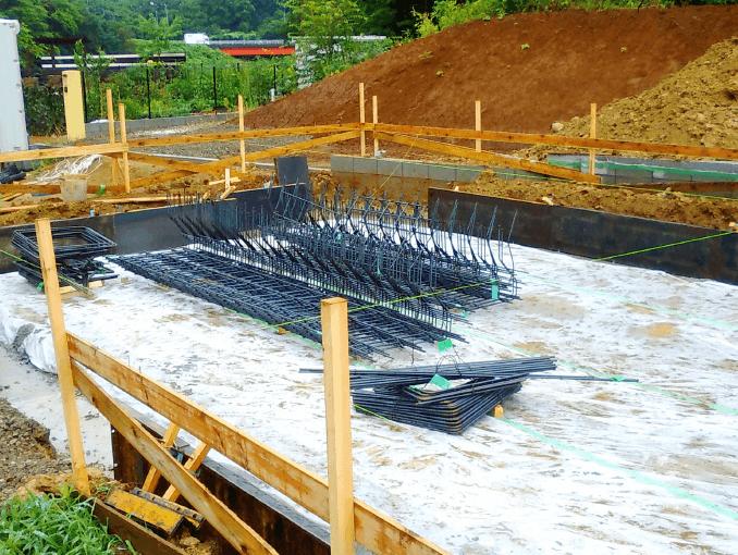 千葉県若葉区新築戸建て施工状況|2017年9月5日|01