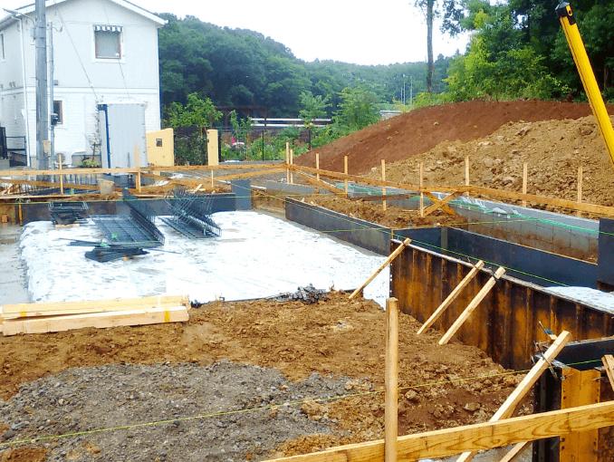 千葉県若葉区新築戸建て施工状況|2017年9月5日|02