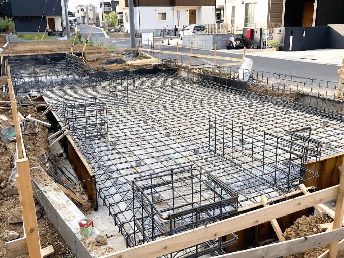 千葉県若葉区新築戸建て施工状況|2017年9月11日|01