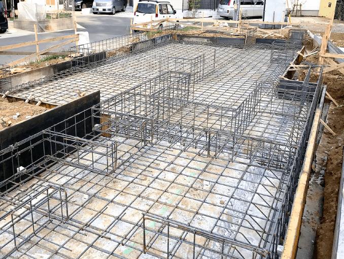 千葉県若葉区新築戸建て施工状況|2017年9月11日|04