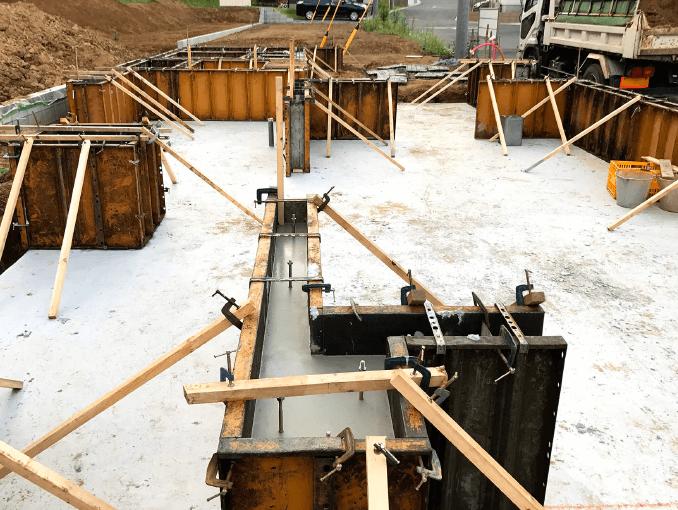 千葉県若葉区新築戸建て施工状況|2017年9月14日|04