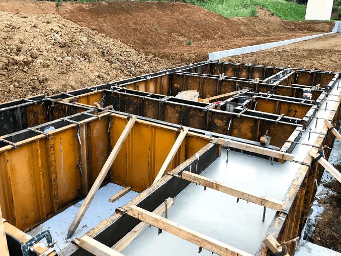 千葉県若葉区新築戸建て施工状況|2017年9月14日|05