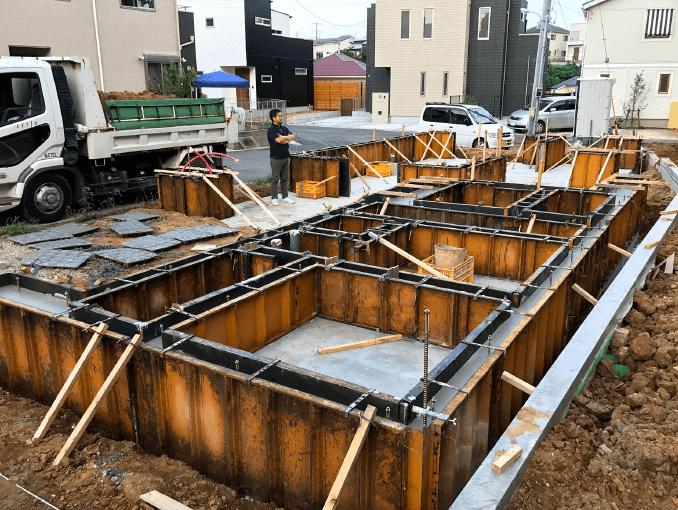 千葉県若葉区新築戸建て施工状況|2017年9月14日|07