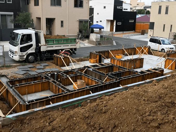 千葉県若葉区新築戸建て施工状況|2017年9月14日|08