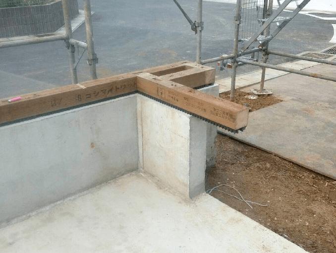 千葉県若葉区新築戸建て施工状況|2017年9月25日|01