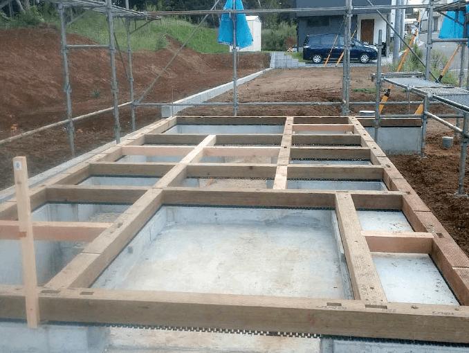 千葉県若葉区新築戸建て施工状況|2017年9月25日|04