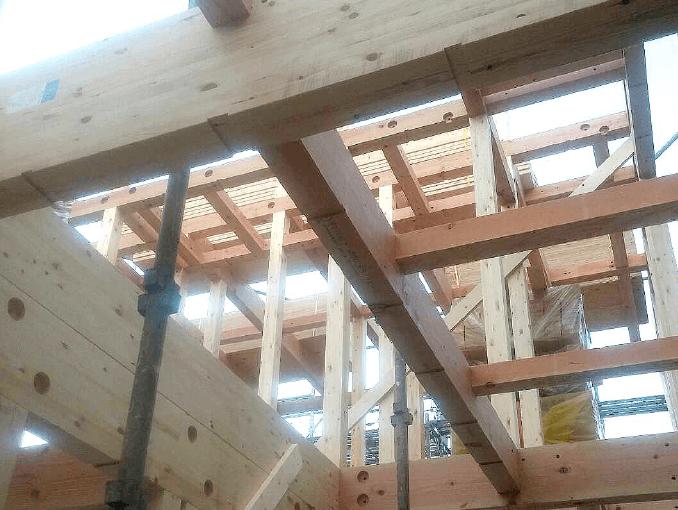 千葉県若葉区新築戸建て施工状況|2017年9月26日|03