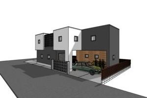 第三回 About C4DL コラム「デザイン住宅 1」