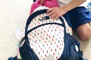 子供が自分でできる荷造り。夏休みは「できた!」を増やすチャンス
