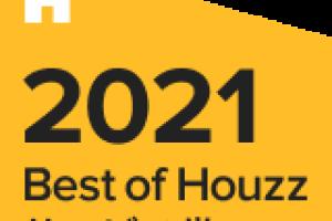 Best of Houzz 2021 受賞しました!!