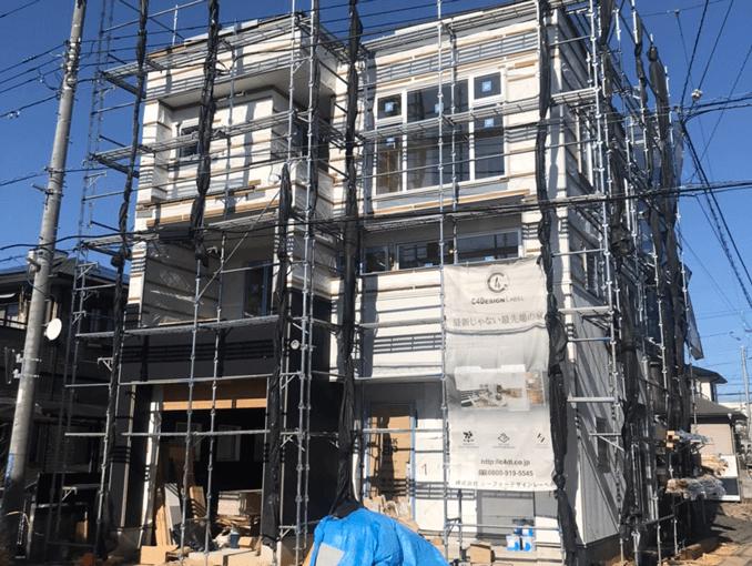 千葉市花見川区新築デザインハウジング