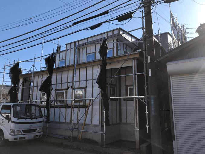 印旛郡新築デザインハウジング